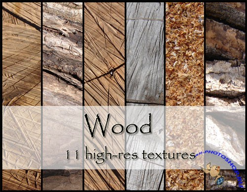 Wood Textures Pack