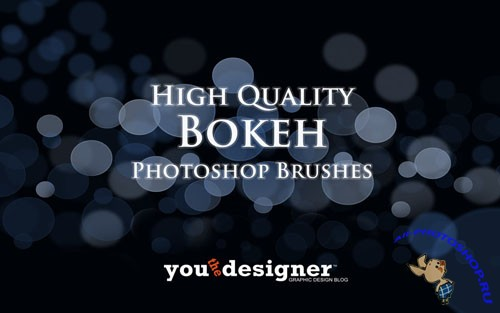 High Quality Bokeh Photoshop Brushes