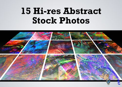 15 High Resolution Abstract Stock Photos