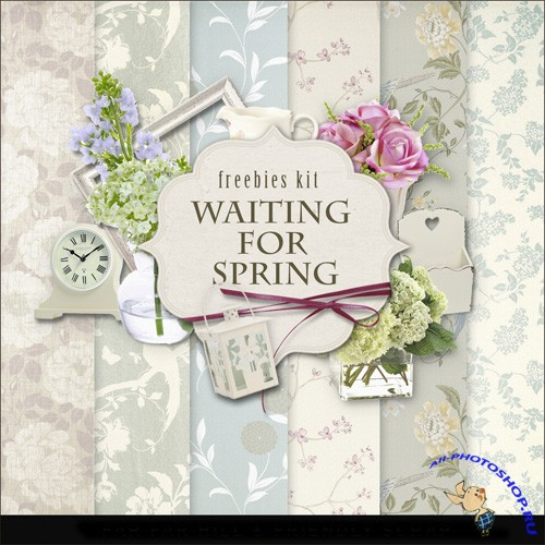 Scrap-set - Waiting For Spring
