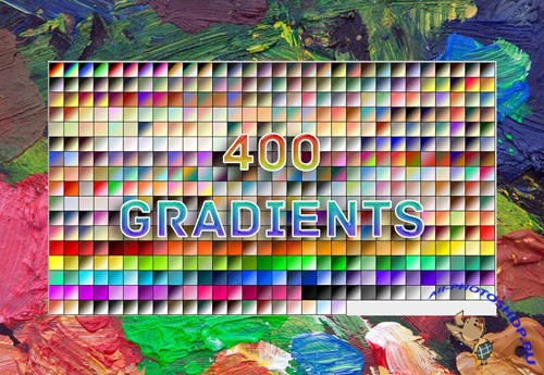 400 Photoshop Gradients