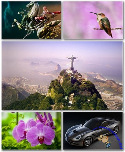 Best HD Wallpapers Pack №818