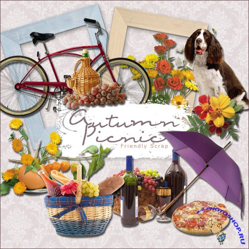 Scrap-kit - Autumn Picnic