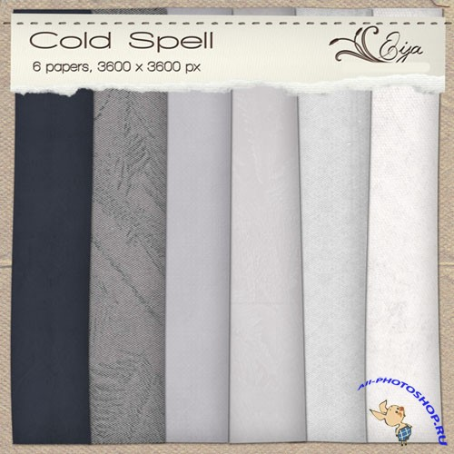 Cold Spell Papers Pack