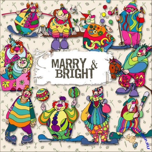 Scrap-kit - Merry & Bright