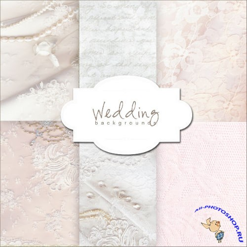 Textures - Soft Wedding Backgrounds