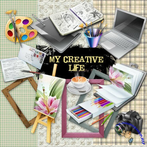 Scrap-set - My Creative Life