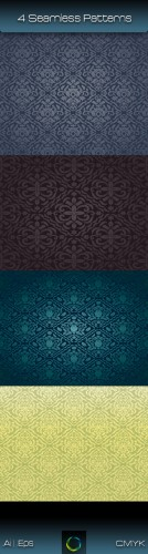 Seamless Vector Photoshop Patterns