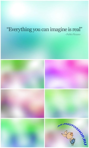 32 Abstract Backgrounds for Inspirational Quotes