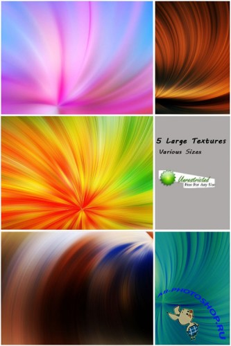 5 Large Textures Pack