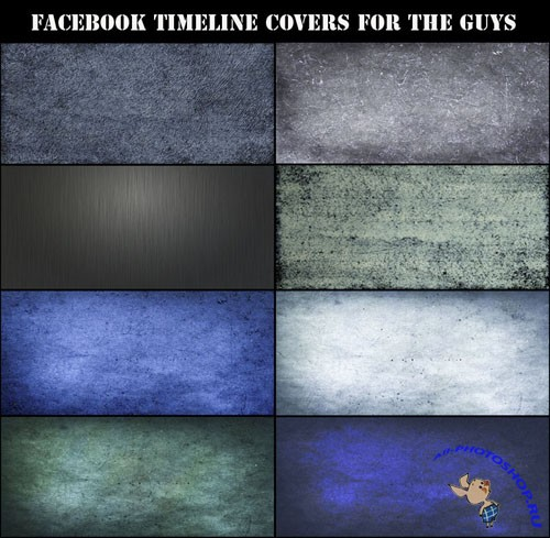 8 Facebook Timeline Covers Backgrounds