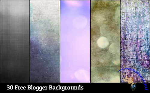 30 Blogger Backgrounds
