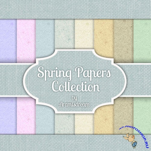 Spring Papers Collection