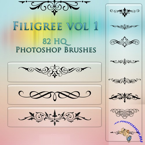 Filigree HQ Brushes