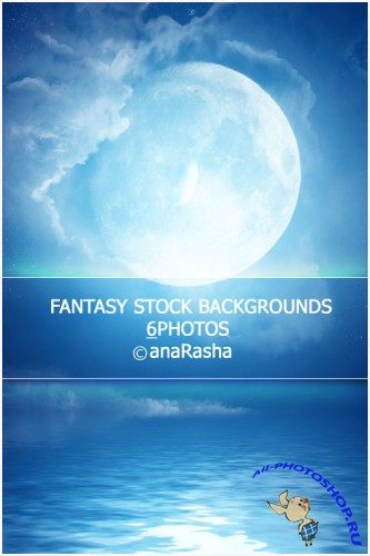 Fantasy Stock Backgrounds #5
