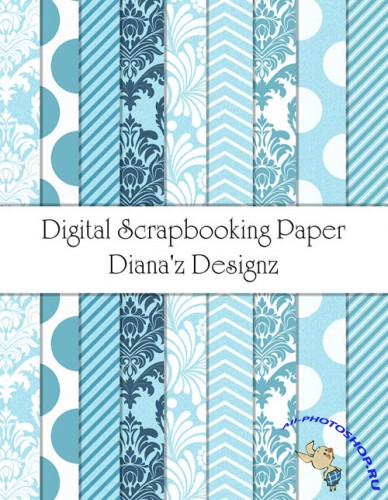 Scrapbooking Paper Backgrounds #2