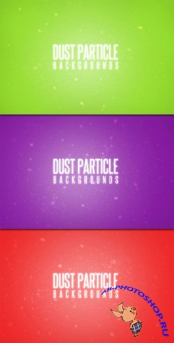 WeGraphics - Dust Particle Backgrounds