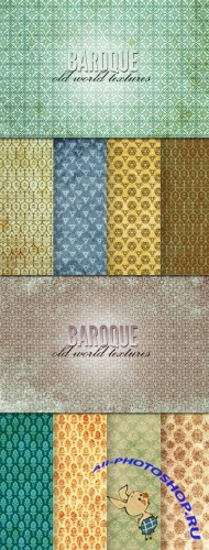 WeGraphics - Baroque – Old World Textures