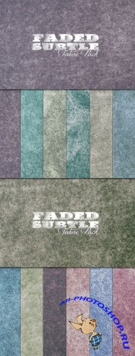 WeGraphics - Faded Subtle Texture Pack