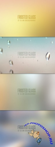 WeGraphics - Frosted Glass Backgrounds
