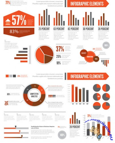 WeGraphics - Elements of Infographics Vol 2