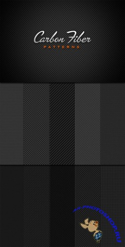 WeGraphics - Carbon Fiber Photoshop Patterns