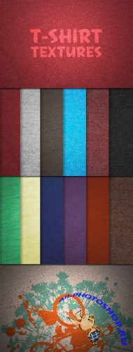 WeGraphics - T-Shirt Texture Pack