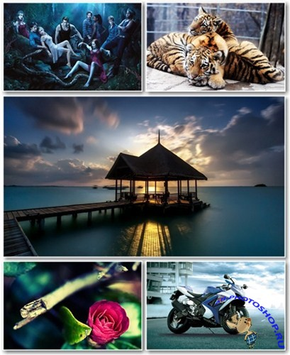 Best HD Wallpapers Pack №854