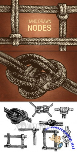 WeGraphics - Hand Drawn Knots