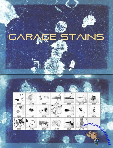 WeGraphics - Garage Stains
