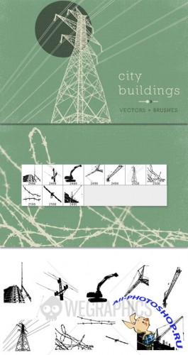 WeGraphics - City buildings