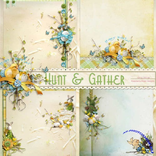 �������� �����-�������� - Hunt and Gather