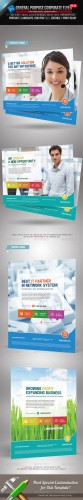 GraphicRiver - General Purpose Corporate Flyer Vol. 05 - 2280563