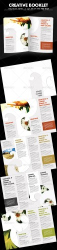 GraphicRiver - Curly Brochure 202449