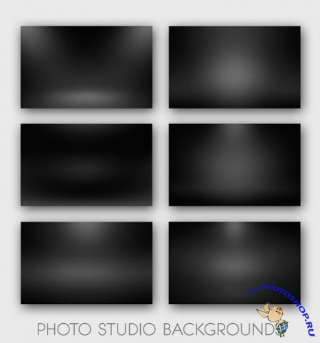 Dark Photo Studio Backgrounds