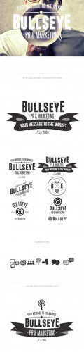 Communication Logo Vector Templates