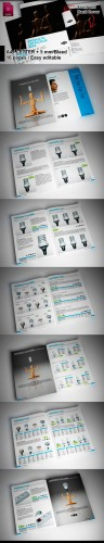 Products 3 Brochure Highlights Template