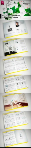 Products 2 Brochure Highlights Template