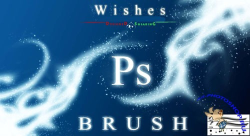 Wishes Photoshop Brushes