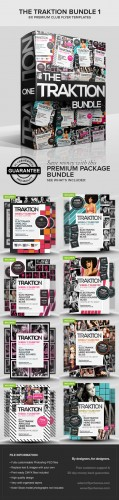 The Traktion Bundle 1