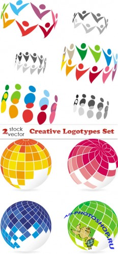 Creative Logotypes Set