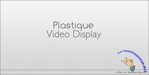 ActiveDen - Plastique Video Player