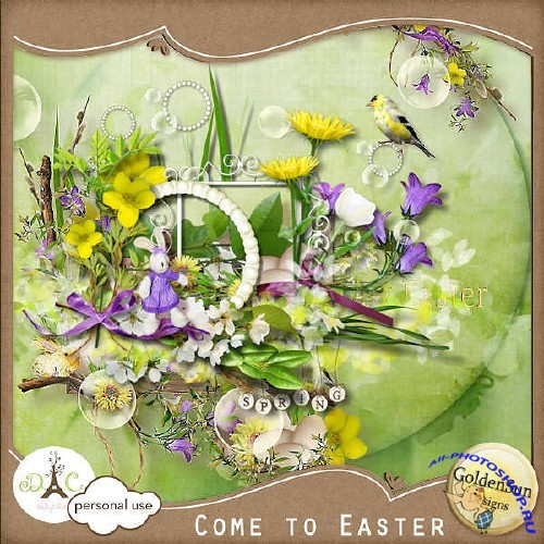 �������� �����-�������� - Come to Easter