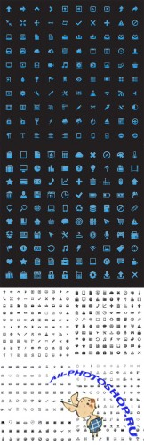 700+ Vector Icons in AI, EPS and PNG formats