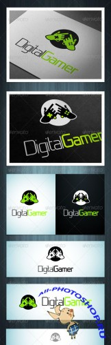 GraphicRiver - DigitalGamer 5450467