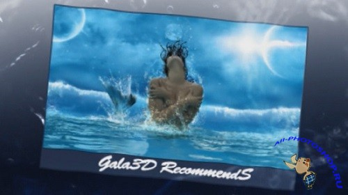 ������ (templates) ��� After Effects - Ripples Effect