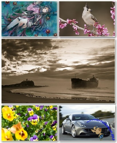 Best HD Wallpapers Pack №1089