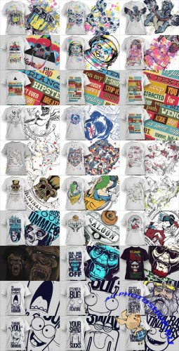 30 T-Shirt Design Collection