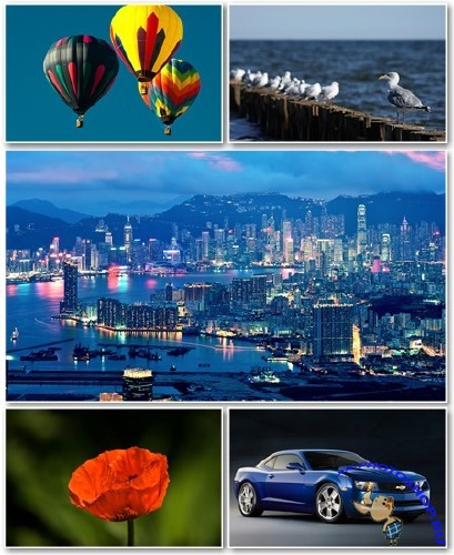 Best HD Wallpapers Pack №1107