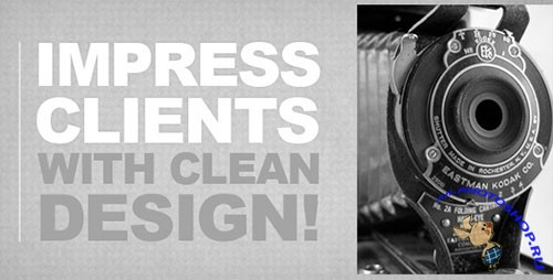 Videohive - ZED Clean Kinetic 6327420